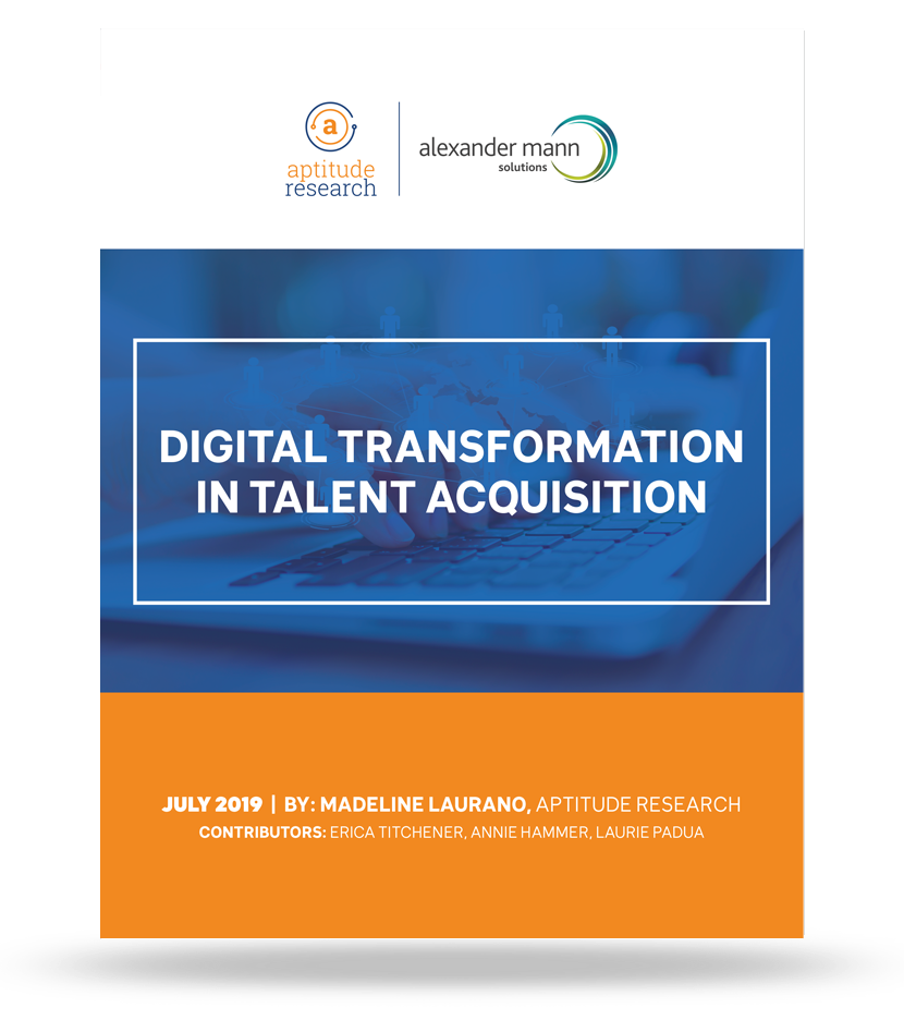 Digital Transformation in Talent Acquisition