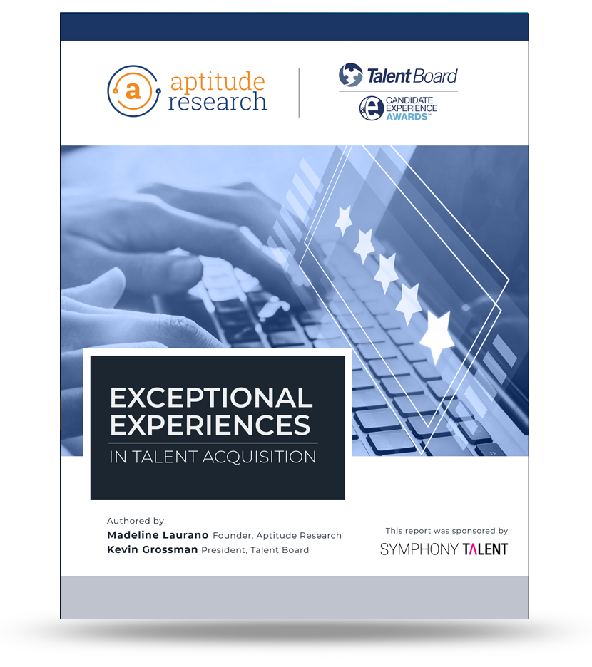 Exceptional Experiences in Talent Acquisition